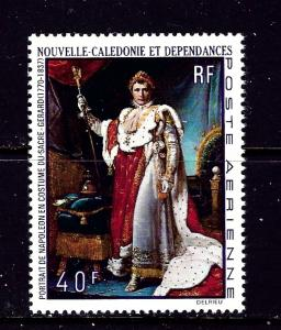 New Caledonia C68 MNH 1969 Painting of Napoleon