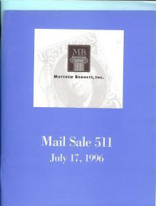 Mail Sale 511, Bennett Mail 511