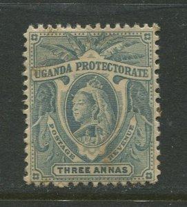 STAMP STATION PERTH Uganda Protectorate #72 Mint 1898-1902