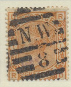 Great Britain Stamp Scott #73, Used - Free U.S. Shipping, Free Worldwide Ship...