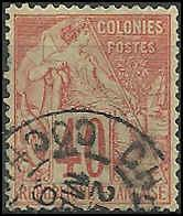 French Colonies  - 57 - Used - SCV-27.50