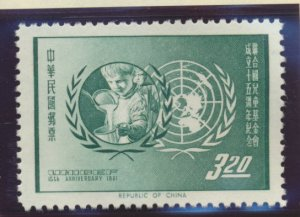 China (Republic/Taiwan) Stamps Scott #1340 To 1341, Mint Never Hinged - Free ...