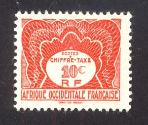 French West Africa J1 MLH