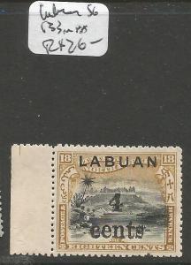 Labuan SG 133 MNH (3cwt)