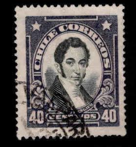 Chile Scott 145 Used 1921 stamp