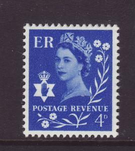 1966 Northern Ireland 4d Wmk 179 Mint SGNI2