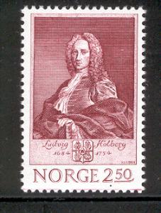 NORWAY 847 LUDVIG HOLBERG1984