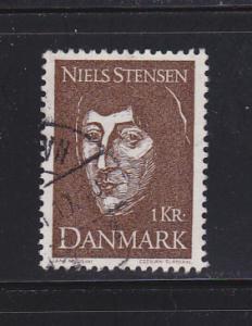 Denmark 462 Set U Neils Stensen, Geologist (A)