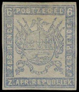 Transvaal Scott 35a Gibbons 45a Mint Stamp