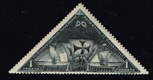 SPAIN STAMP 1930 Columbus and the Discovery of America - Ships 1 PTA MNH/OG