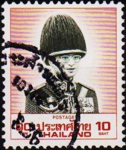 Thailand. 1988 10b S.G.1346 Fine Used