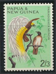 PNG - SG 68    Scott 195  Mint Never Hinged - SPECIAL Birds