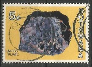 BOTSWANA, 1974, used 5c, Minerals Scott 118