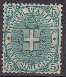 Italy #67 F-VF Unused CV $550.00 (B9342)