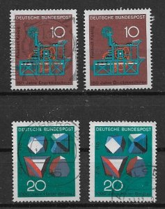 GERMANY  used 1968