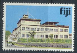 Fiji SG 726  SC# 416  MNH  Architecture  see scan