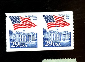 2609B MINT Pair VF OG NH Cat $ 75