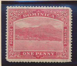 Dominica Stamp Scott #57, Mint Hinged - Free U.S. Shipping, Free Worldwide Sh...