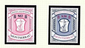 Montserrat 501-02 MNH 1983 set