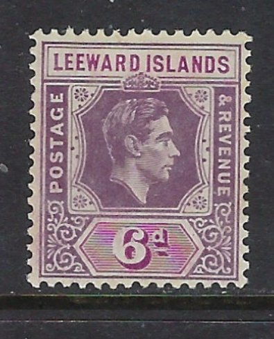 Leeward is 110 MH 1938 issue (ap6674)