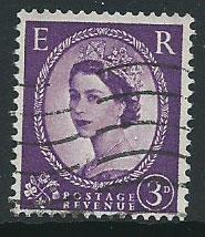 Great Britain SG 566