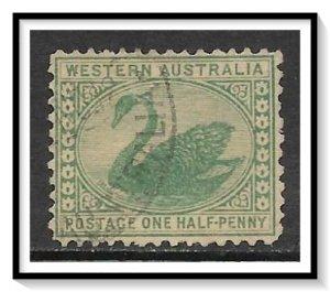 Western Australia #89 Swan Used