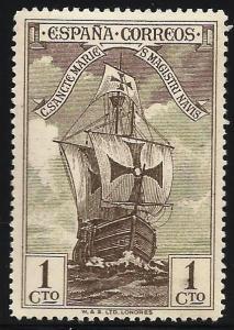 Spain 1930 Scott# 418 MNH