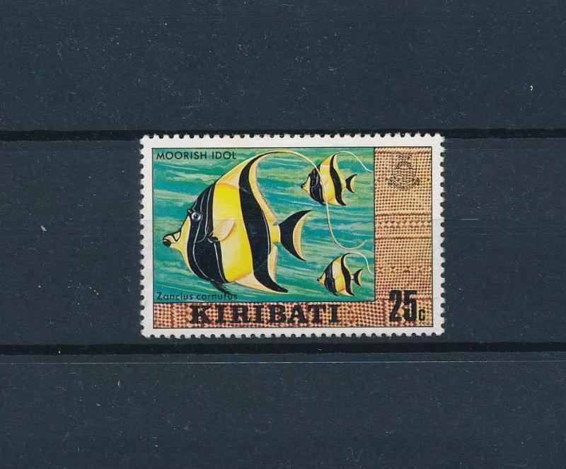 [53158] Kiribati 1979 Marine life Fish from set MNH