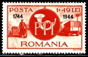 Romania B239 - MH