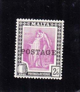 Malta: Sc #127, MH (35490)