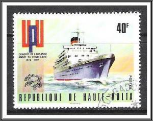 Upper Volta #333 UPU Issue CTO