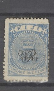 COLLECTION LOT # 3168 FIJI #36 MH 1877 CV=$50