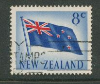 New Zealand  SG 854 FU