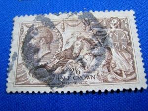 GREAT BRITAIN - SCOTT # 179  - Used    (msst15#2)