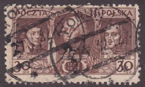 Poland 267 George Washington 1932