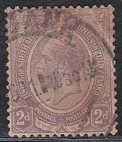 South Africa 5 King George V 1913