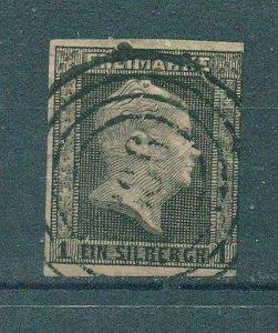 Prussia sc# 3 (2) used cat value $14.00