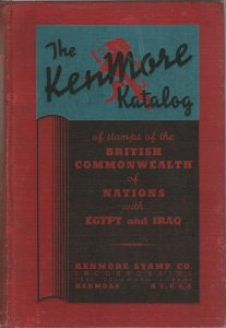 The 1939 Kenmore Katalogue of the Postage Stamps of the British Commonwealth