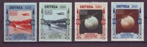 J21248 Jlstamps 1934 eritrea part of set mh #c1-2,c4,c6 airplanes