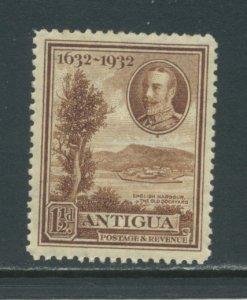 Antigua 69  MHR cgs