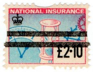(I.B) Elizabeth II Revenue : National Insurance £2.10