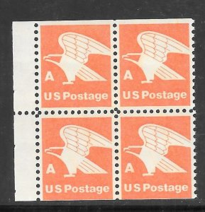 #1736 MNH Booklet Block of 4