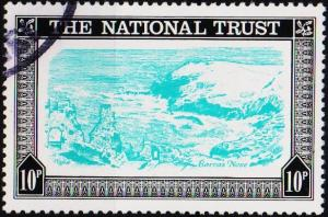 Great Britain(National Trust). Date? 10p Fine Used
