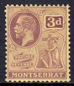 Montserrat - Scott #65 - MH - SCV $2.00