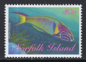 Norfolk Island 648 Fish MNH VF