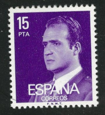 SPAIN Scott 1985 MNH** 1976-77 King Juan Carlos I