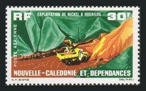 New Caledonia C34,MNH.Michel 406. Nickel Mining,Houailou,1964.