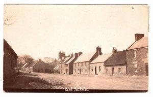 GB Scotland Card KIRK YETHOLM RP PPC Roxburghshire Postcard 1907{samwells}ZA274
