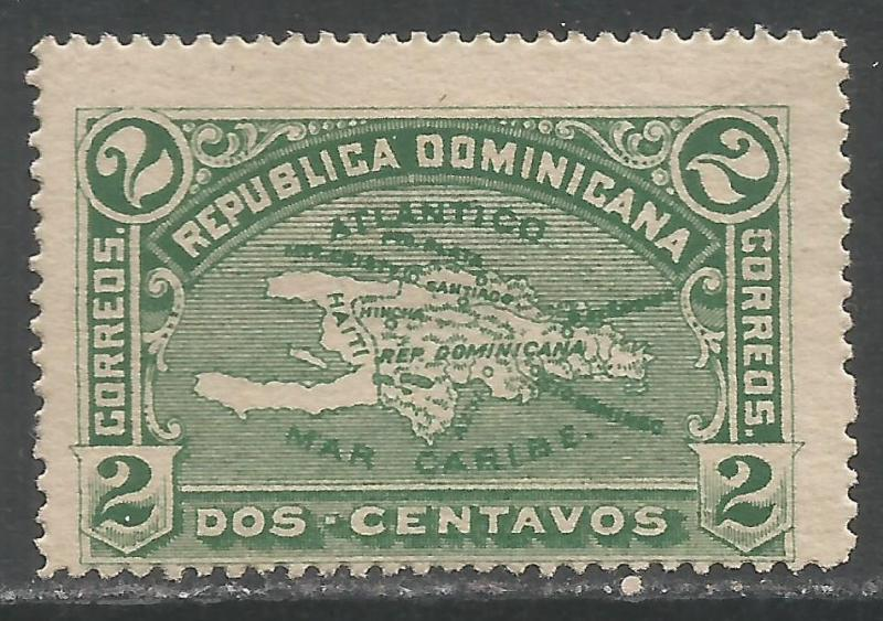 DOMINICAN REPUBLIC 114 MOG 363G-2