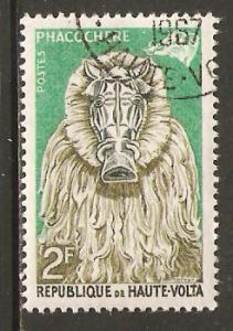 Burkina Faso   #75  used  (1960)